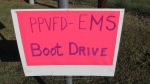 Boot Drive sign
