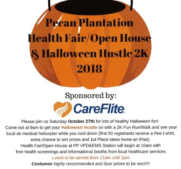 Open House & Health Fair 2018